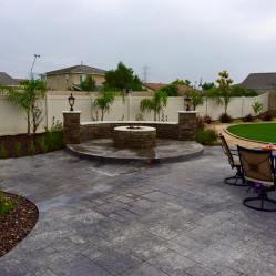 Backyard Remodel/Back Patio