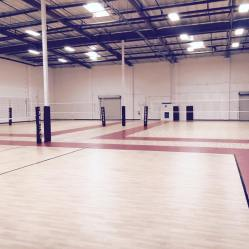 Volleyball Court Remodel