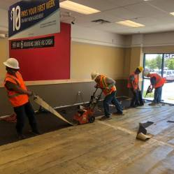 Construction RAC caution